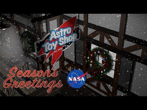 Season's Greetings from NASA