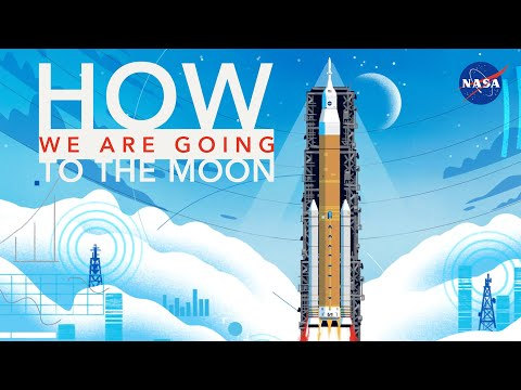 How We Are Going to the Moon – 4K