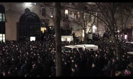 NJ.com Report: Hundreds mourn 2 Jewish victims of Jersey City shooting