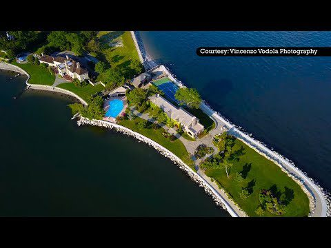 Own a private island that's surrounded by the Long Island sound–Luxury Living: Episode 4 Part 1