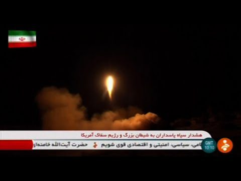 AP: Iran TV shows launch of missiles into Iraq
