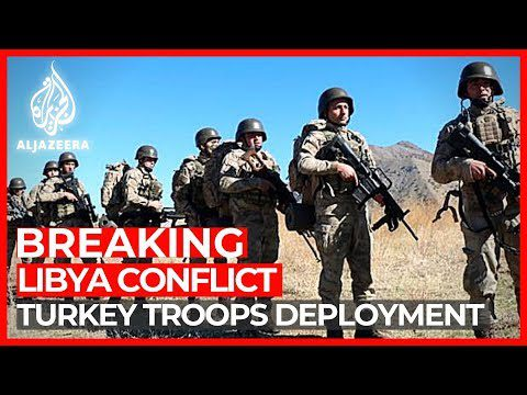 World News: Turkey's parliament approves military deployment to Libya