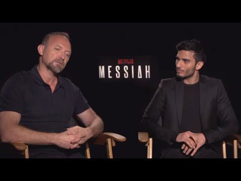 AP: 'Messiah' asks questions of its audience
