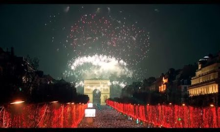 AP: New Year's celebrations around the world