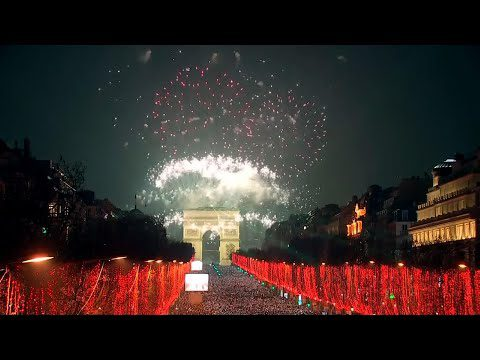 AP: New Year's celebrations around the world