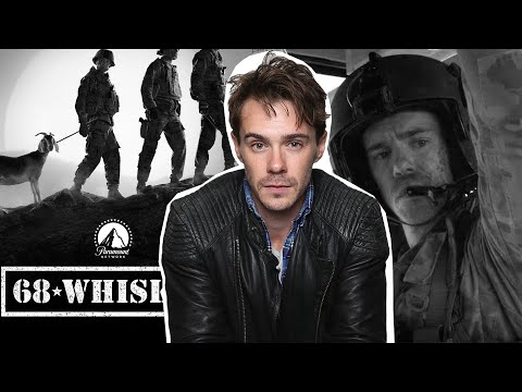'68 Whiskey' Star Sam Keeley Discusses What It Takes To Make A Show Of Great Magnitude