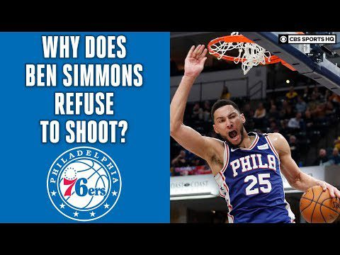 Ben Simmons would be a perfect fit on The Warriors for D'Angelo Russell | CBS Sports HQ