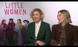 AP: Gerwig celebrates 'Little Women,' 'Marriage Story'