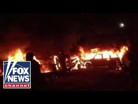 Fox News Report: More airstrikes in Iraq following strike on Soleimani