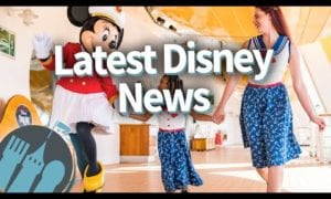 Latest Disney Parks News: Tons of NEW Snacks, Missing Characters, Hotel Bus Service Changes and MORE