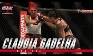 UFC 246: Claudia Gadelha says Joanna beef won't end until a third fight | State of Combat